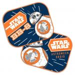 Set 2 parasolare auto Star Wars BB8 SEV9315