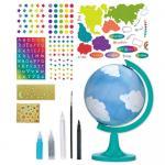 Set creativ glob pamantesc Faber-Castell 0