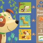 Set Puzzle-uri - Catei veseli