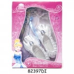 Set accesorii si Pantofiori de printesa Cinderella