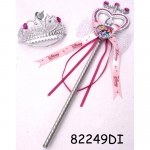 Set bagheta si diadema Disney Princess