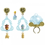Set bijuterii asortate Little Kingdom - Cinderella
