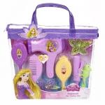 Set de coafura Rapunzel cu uscator de par functional