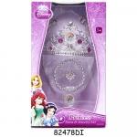 Set diadema si bijuterii Printesele Disney
