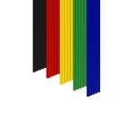 Set filamente ABS 3Doodler Essentials