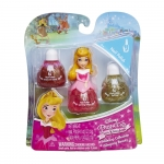 Set machiaj Disney Princess Aurora nail