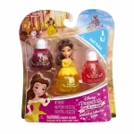 Set machiaj Disney Princess Belle nail