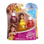 Set machiaj Disney Princess Belle nail