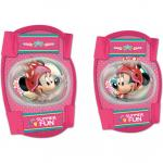 Set protectie Cotiere Genunchiere Minnie Seven SV9009