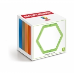 Set rezerve Magformers Hexagon (12 buc)