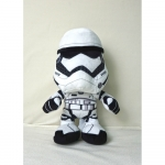 Star Wars Plus Villain Trooper White 25 cm
