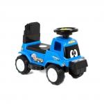 Tractor fara pedale Blue