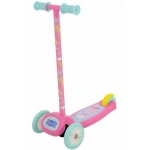 Trotineta copii 3 roti Twist and Roll Peppa Pig