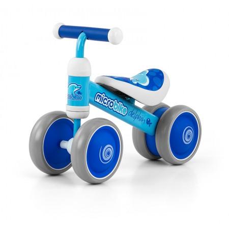 Bicicleta copii Micro Blue Delphin