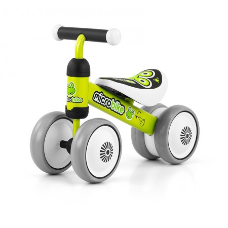 Bicicleta copii Micro Green Frog