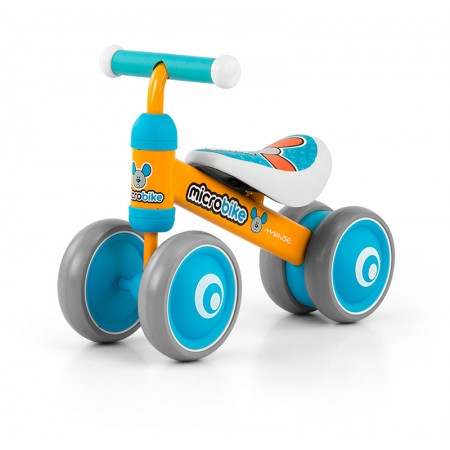 Bicicleta copii Micro Orange Mouse