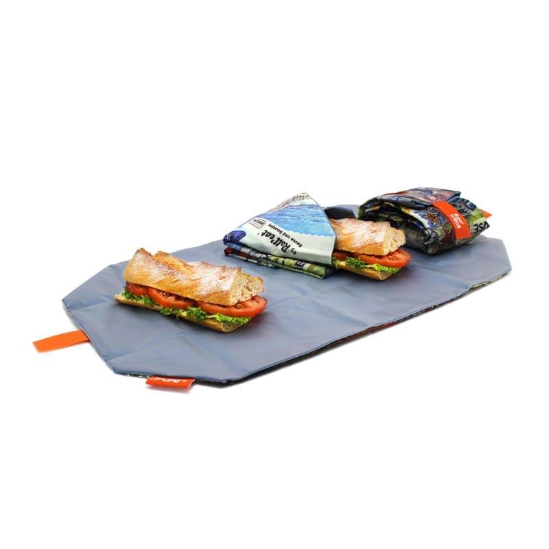 Ambalaj Reutilizabil Pentru Sandwich Boc N Roll Teens Boys Monkey