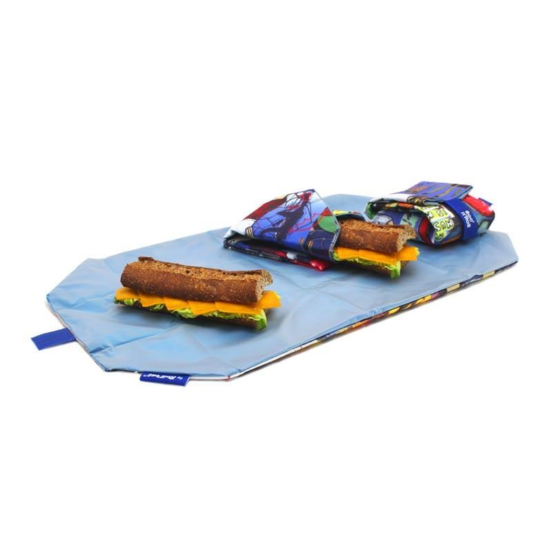 Ambalaj Reutilizabil Pentru Sandwich Boc N Roll Teens Boys Stereo
