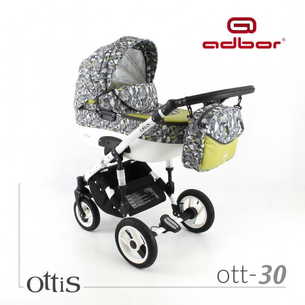 Carucior 3 in 1 Adbor Ottis OTT30