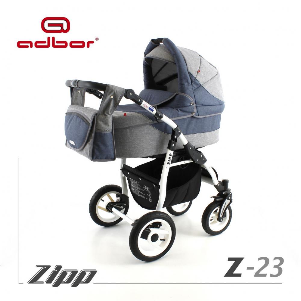 Carucior 2 in 1 Adbor Zipp Z-23
