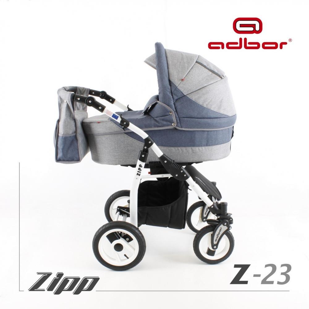 Carucior 3 in 1 Adbor Zipp Z-23