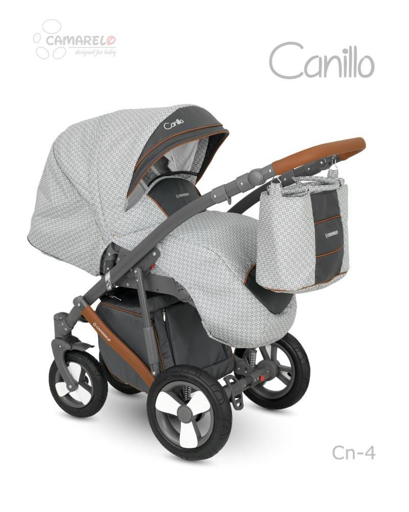 Carucior copii 2 in 1 Canillo Caramelo Color cn-4