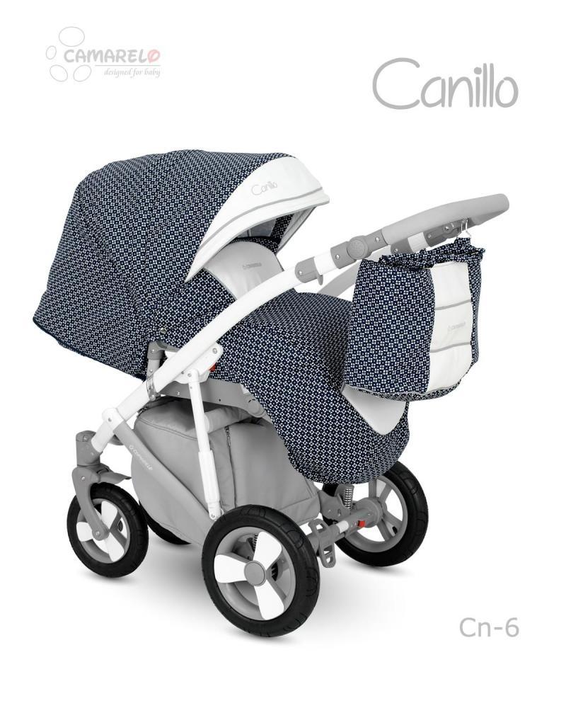 Carucior copii 2 in 1 Canillo Camarelo Color cn-6