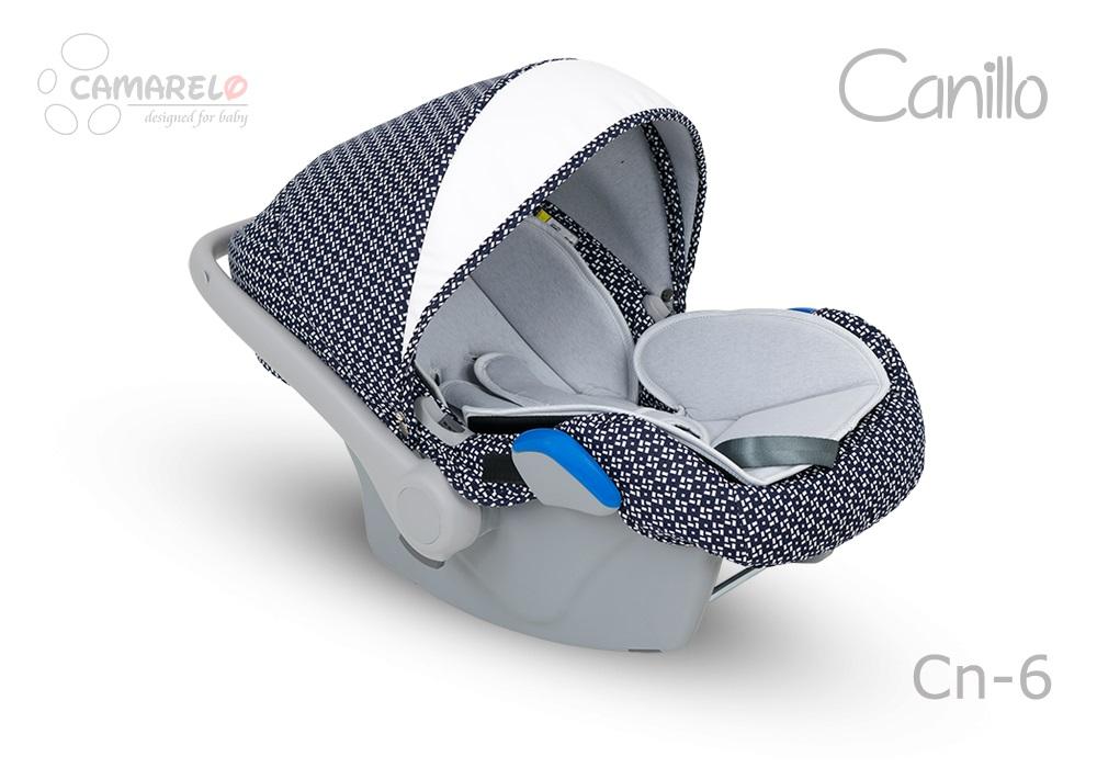 Carucior copii 3 in 1 Canillo Caramelo Color cn-6