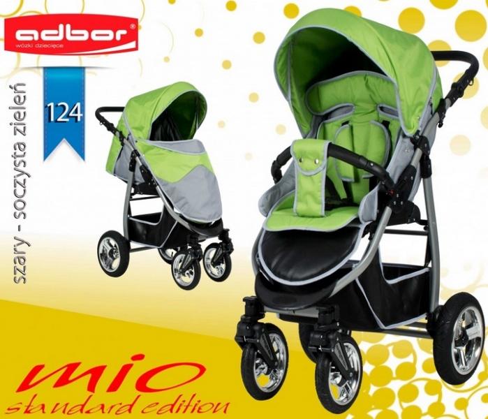 Carucior Sport Adbor Mio Adb124