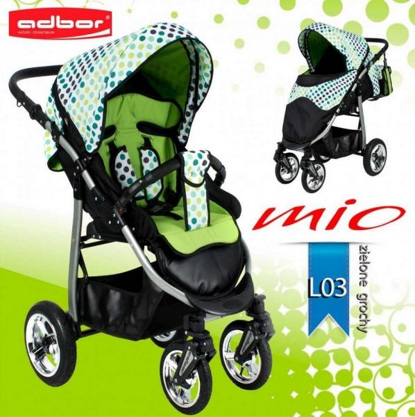 Carucior sport Adbor Mio Special Edition L03 - 11