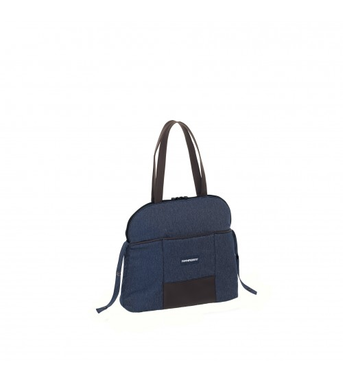 Carucior transformabil 3 in 1 iWOOD Denim