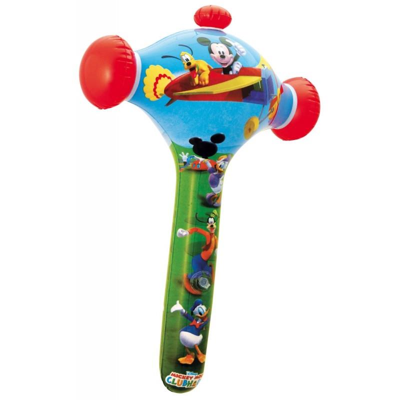 Ciocan gonflabil cu sunet Mickey Mouse Club House 50 cm