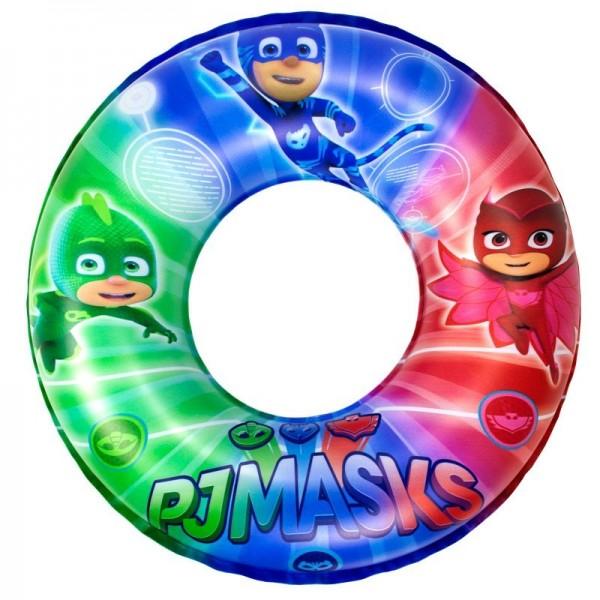 Colac inot copii 50cm Saica PJ Masks eroi in pijamale