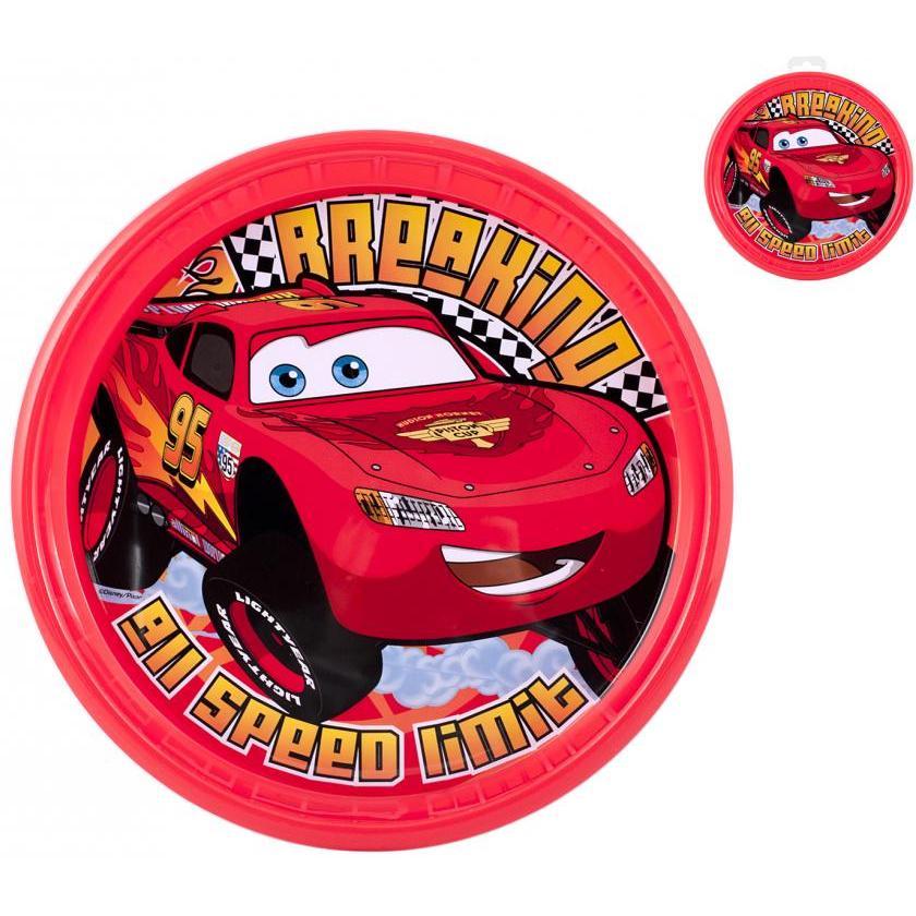 Farfurie plastic Cars Lulabi 8758401
