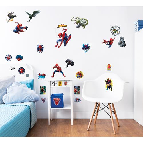Kit Decor Sticker Spiderman imagine