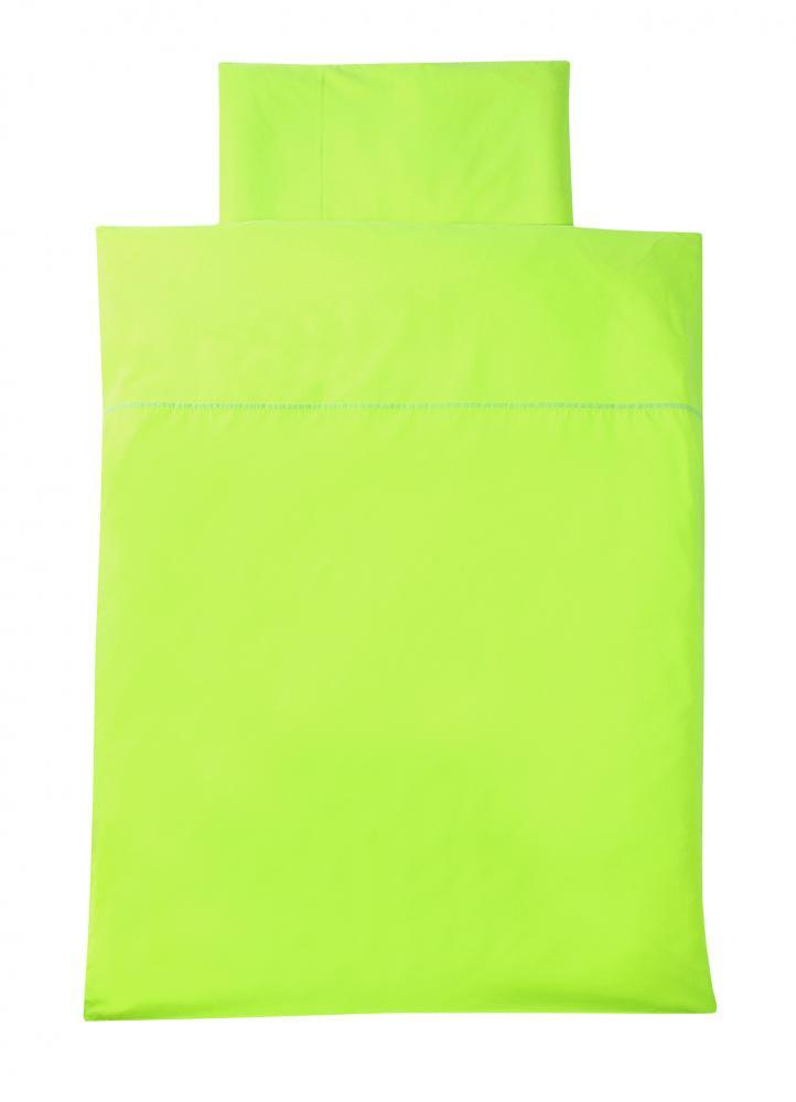 Lenjerie pat green 100135 cm