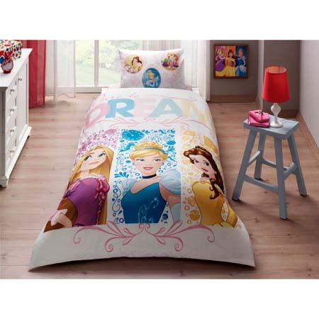 Lenjerie de pat Tac Disney Princess Dream