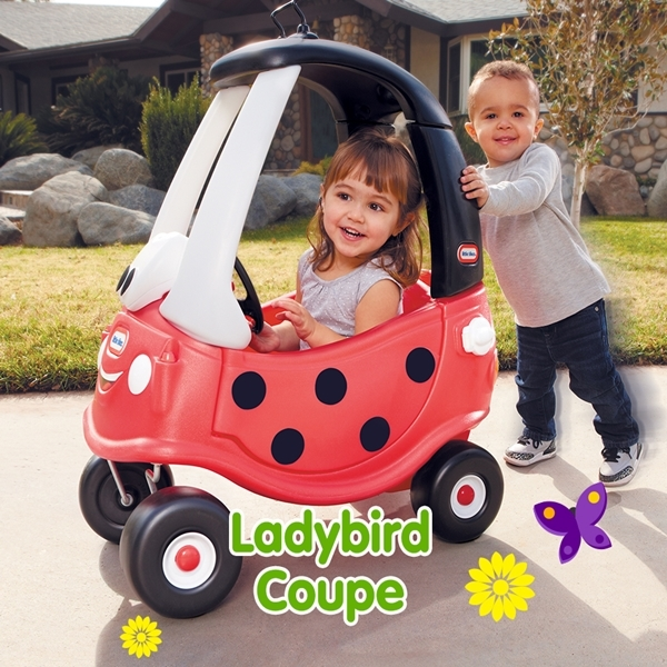 Masinuta LadyBird Coupe Little Tikes