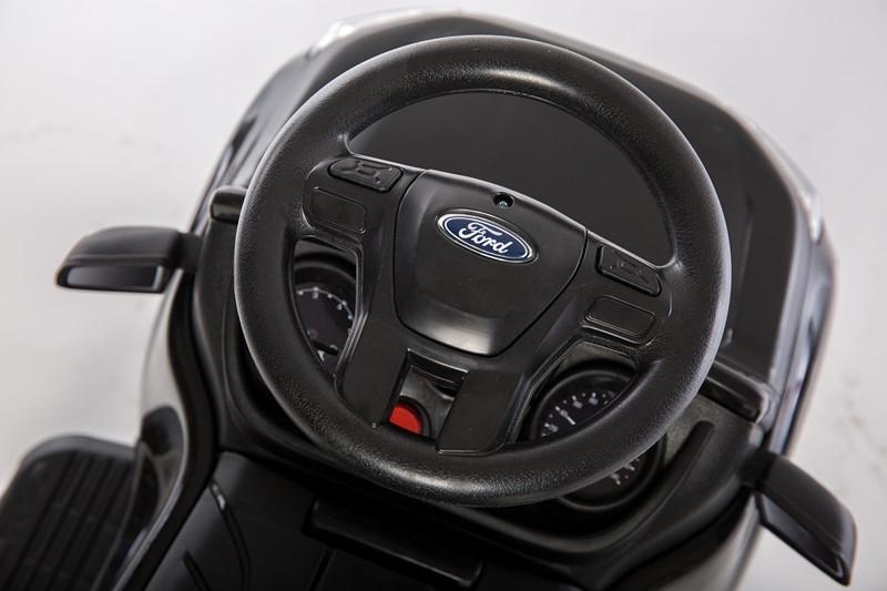 Masinuta De Impins 3 In 1 Ford Ranger Wildtrax Black