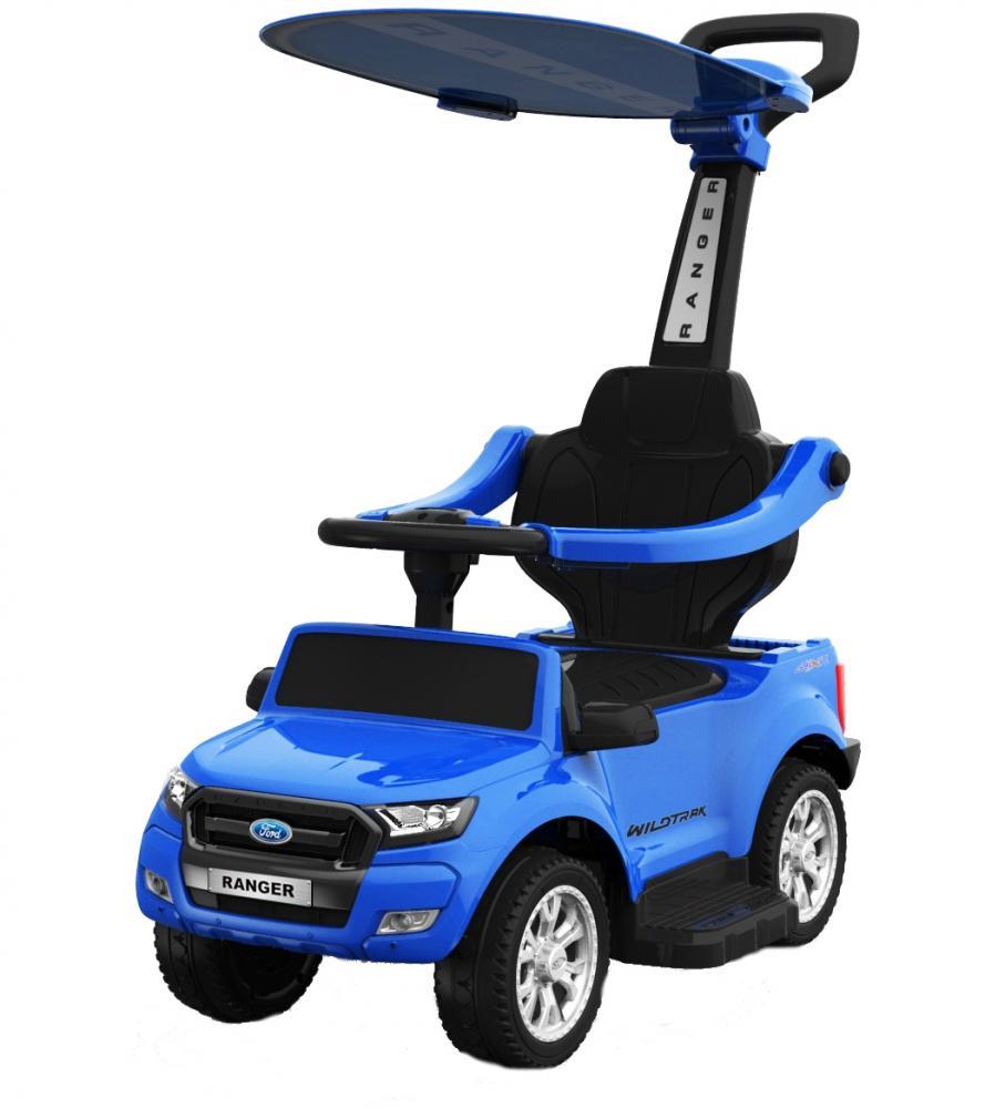 Masinuta de impins 3 in 1 Ford Ranger Wildtrax Blue