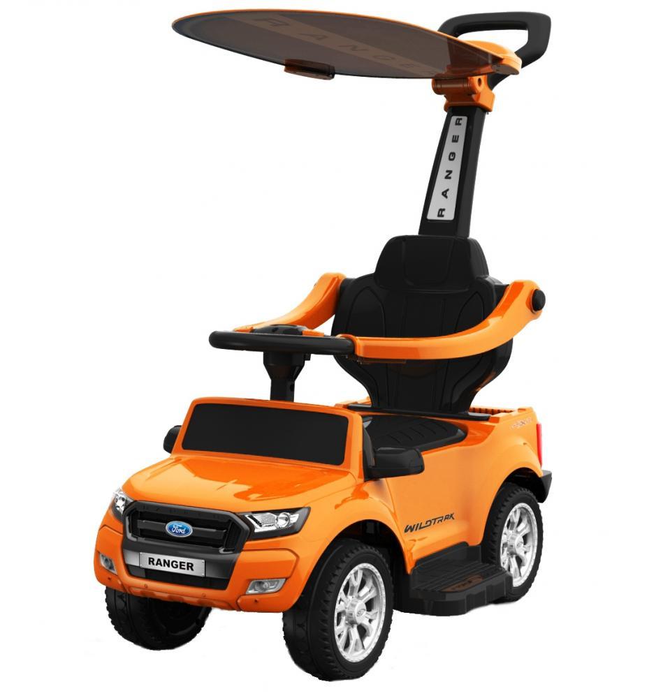Masinuta de impins 3 in 1 Ford Ranger Wildtrax Orange
