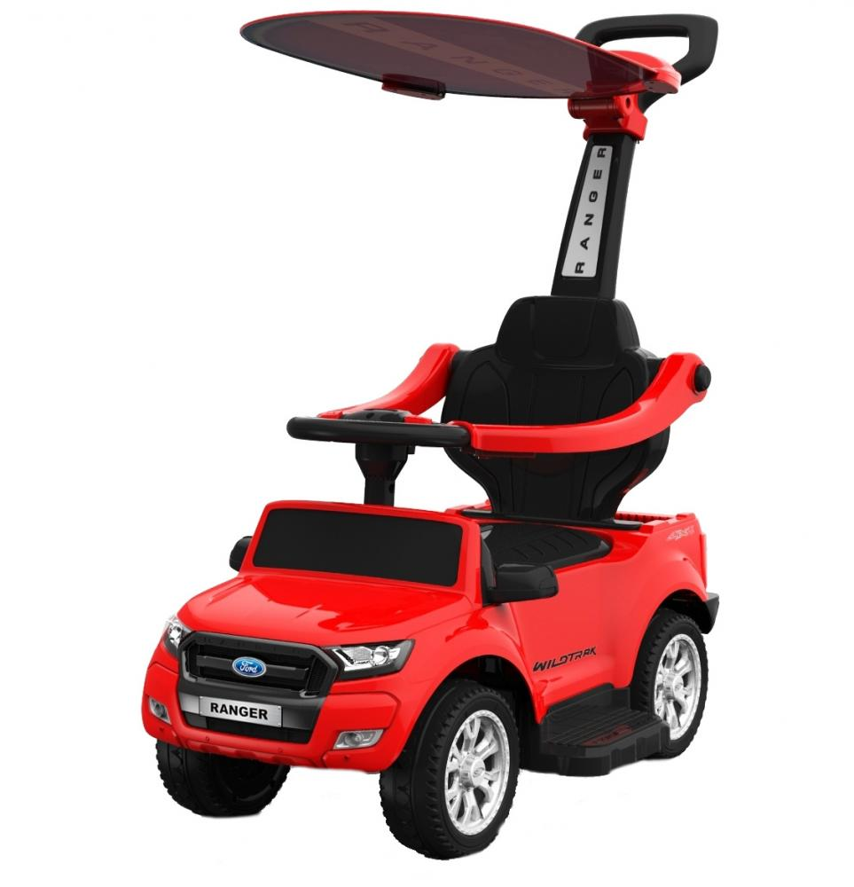Masinuta De Impins 3 In 1 Ford Ranger Wildtrax Red