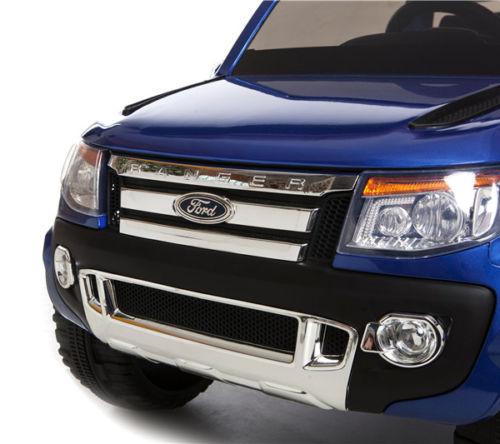 Masinuta electrica Ford Ranger 12V Bleu imagine