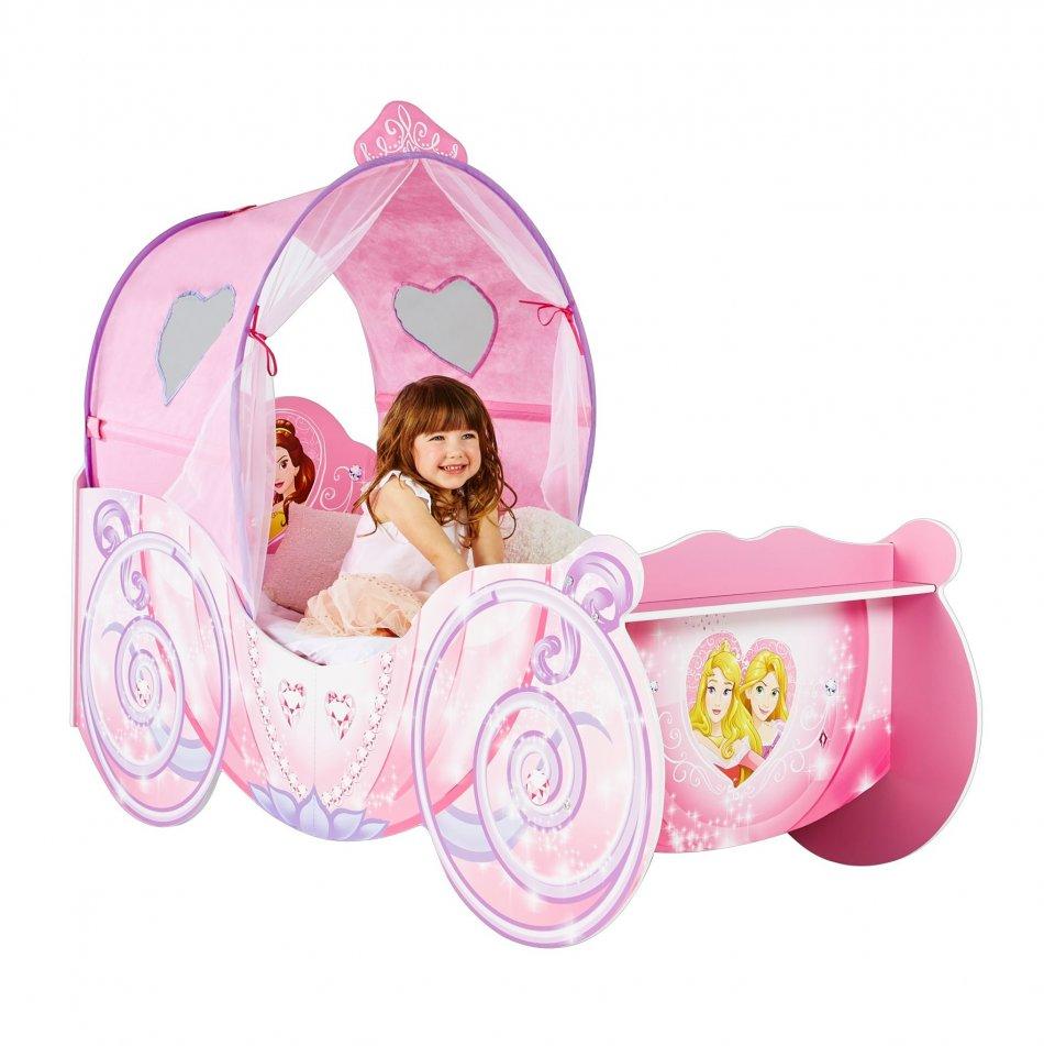 Pat trasura pentru fetite Printese Disney