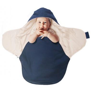 Paturica Coco True blue Wallaboo din categoria Camera copilului de la Wallaboo