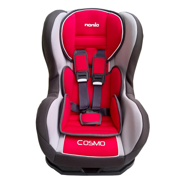 Scaun auto COSMO Grey-Red, 0-18 kg - Nania imagine