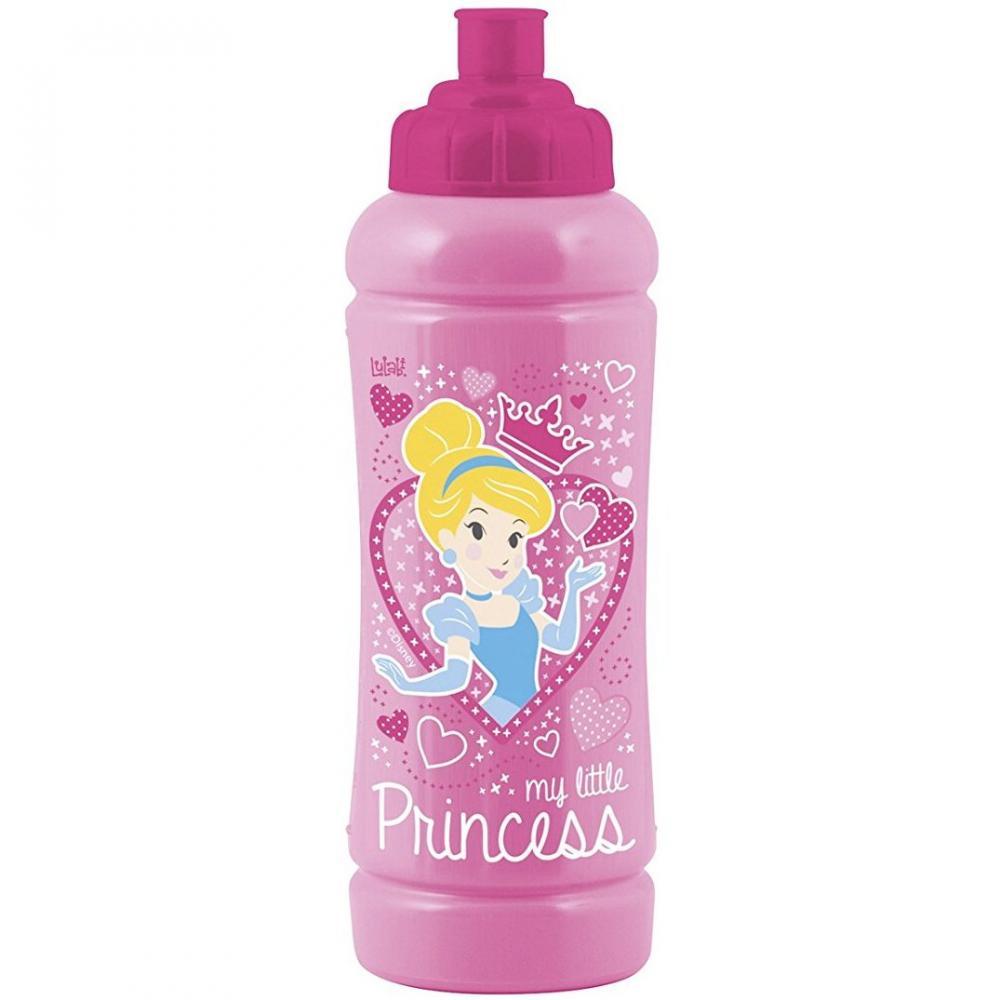 Sticla apa plastic Princess Lulabi 8006800