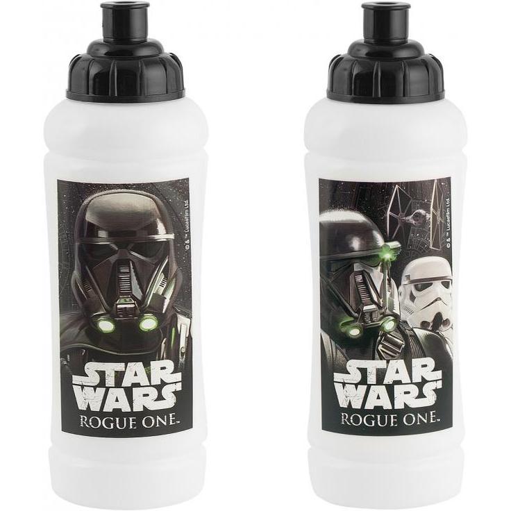 Sticla apa plastic Star Wars Rogue One Lulabi 8330600