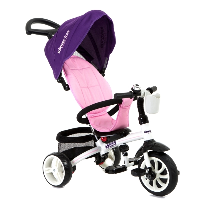 Tricicleta 3 In 1 Xammy Violet