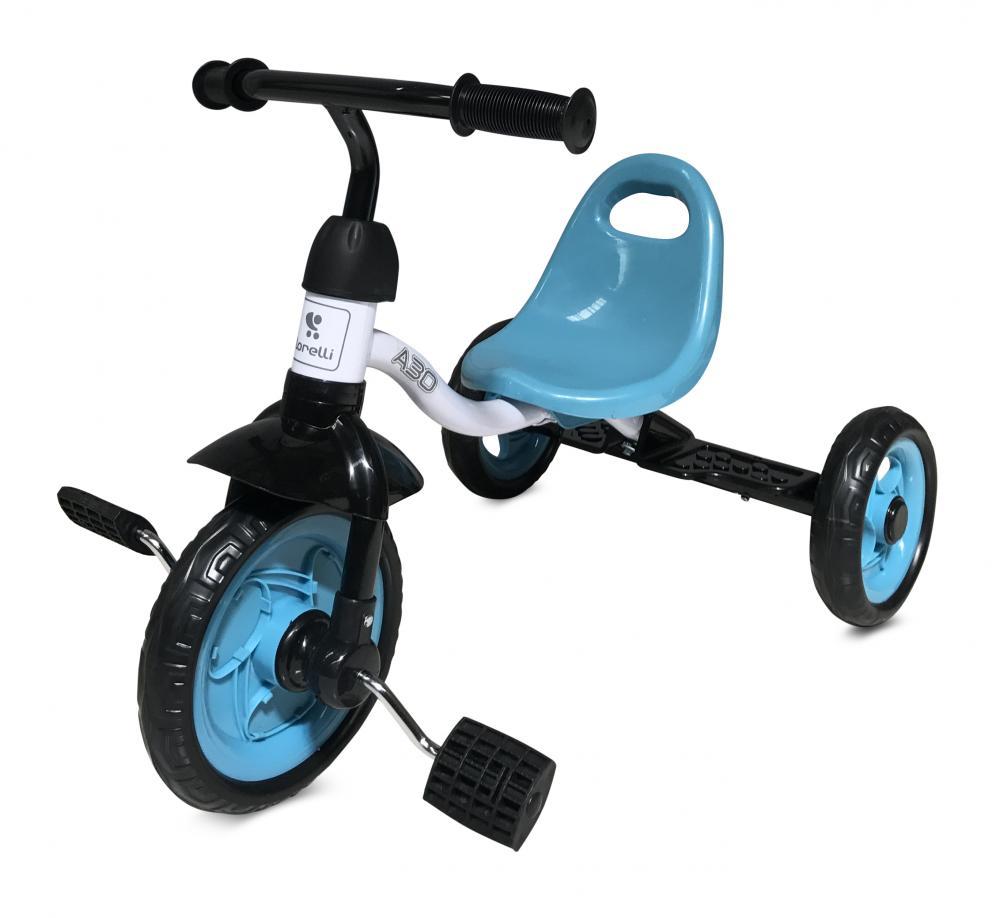Tricicleta A30 Blue White